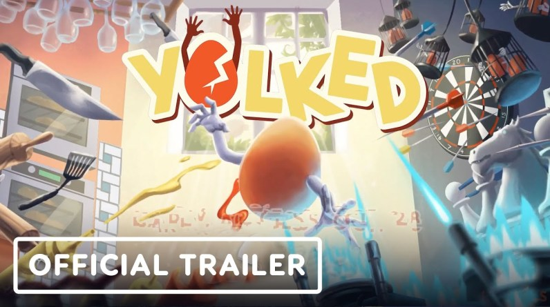 Yolked - Official Early Access Release Date Trailer
