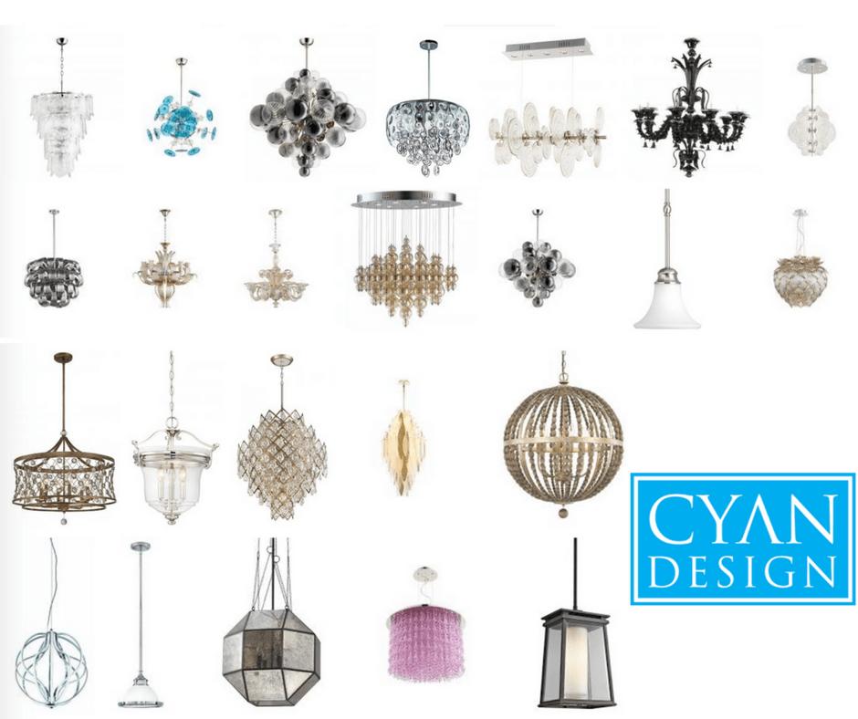 cyan design lighting collection nth