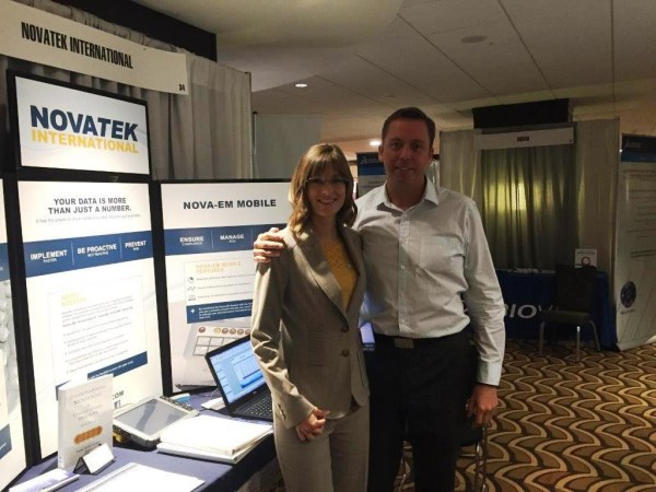 Novatek sponsors at the PDA Micro in Germany and PDA/FDA in Bethesda, MD.