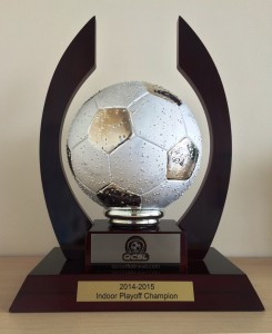 Soccer Playoffs Trophee 2015