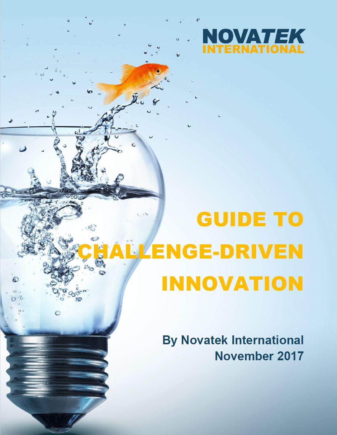 Guide To Challenge Driven Innovation