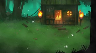 Nothing ever goes wrong in mysterious huts found deep in monster-infested bogs. Nothing.