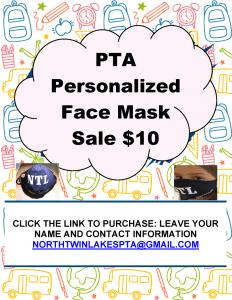 mask order flyer