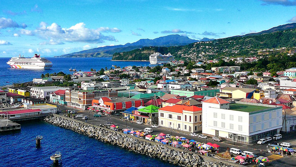 Dominica-  Citizenship by investment