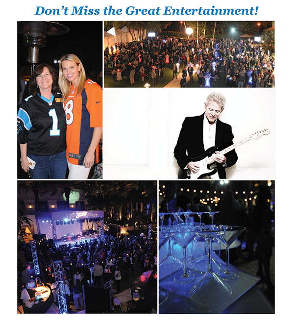 Images: Don Felder, group photos of the Trial Lawyers Summit and more