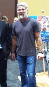 Jacked old man favre