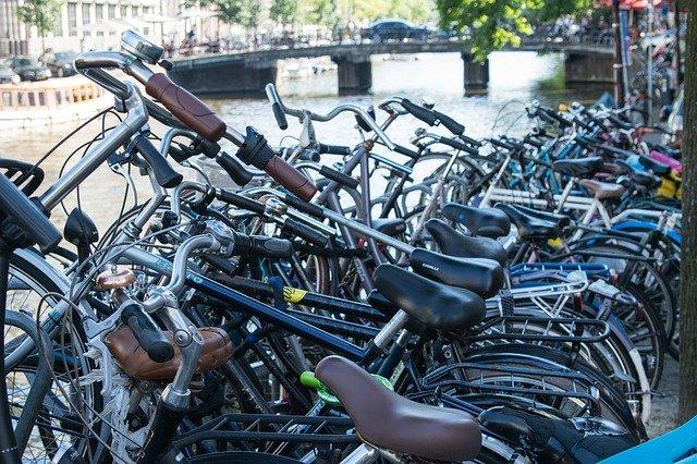 自転車の盗難にあわないために