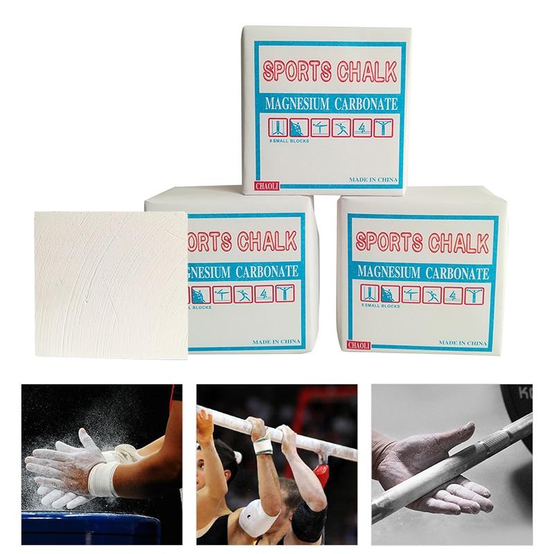 2pcs Weight Lifting Powder Anti skid Dumbbells Gym Equipme Sports Chalk Climbing Gymnastics Badminton Powder