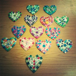Some of our ladies' hearts