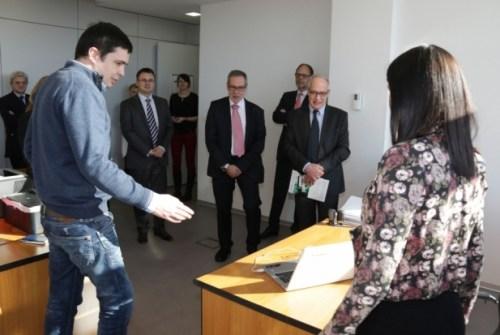 Градоначелник Берна посетио НТП Београд 3