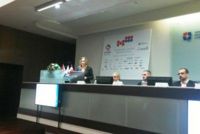 НТП Београд на првом канадско-српском пословном форуму 1