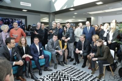Obeleženo 100 dana rada Vlade u NTP Beograd 2