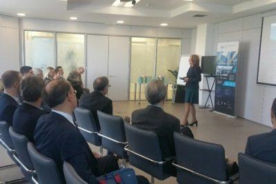 Председник швајцарске Комисије за иновације и технологију (ИКТ) посетио НТП