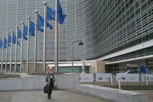 Predstavnici NTP u Briselu 1