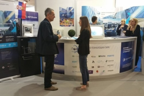 STP Belgrade at the Fair of techniques from May 16-20, 2016 2