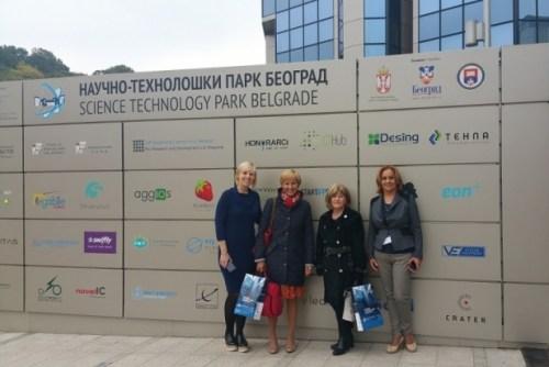Switzerland- Global Enterprise у посети НТП Београд