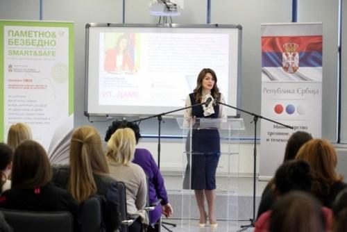 Veće uključivanje devojaka u IKT 2