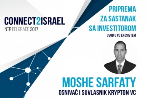 Connect2Israel NTP Beograd 2017 2