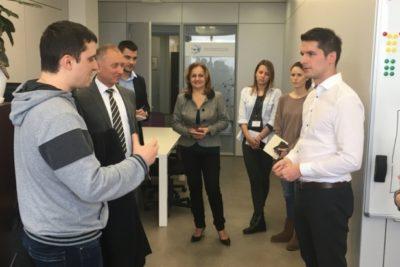 Poseta Slovačke energetske i inovacione agencije NTP Beograd