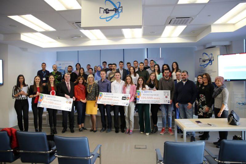Одржано финале националног такмичења за најбољу студентску идеју