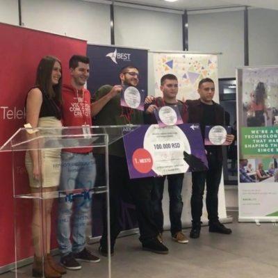 Тим Црње испрограмирао најбољег интелигентног агента на такмичењу AIBG Belgrade