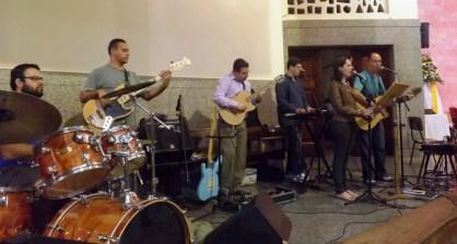 Music Ministry in the Sao Judas parish
