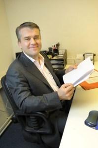 Ernst Loendersloot - senior kandidaat notaris te Maastricht