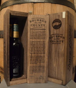 Rare Bourbon County Brand Stout 2015