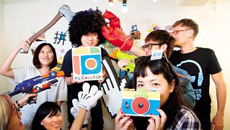 【PicCollage拼貼趣! 】 實習心得 – 2016 新創人才夏季媒合會 實習/正職