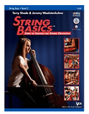 String Basics Book 2 Bass