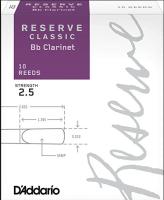 DAddario Reserve Clarinet 2 1/2
