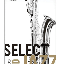 D'addario Select Jazz, Unfiled, 3M Bari Saxophone