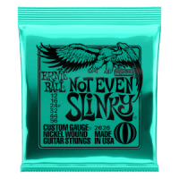 Not Even Slinky Nickel Wound Electric Guitar Strings
