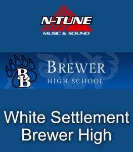 White Settlement Brewer High School