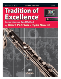 Tradition of Excellence Book 1 - B♭ Bass Clarinet