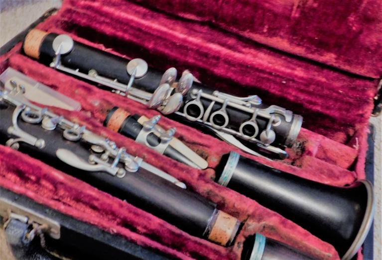 Musical Instrument! Clarinet!
