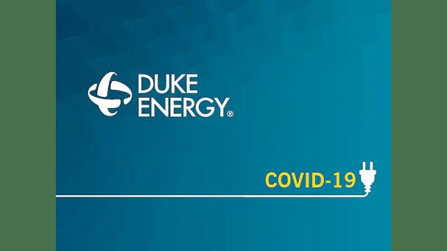 COVID-19 updates from Duke Energy