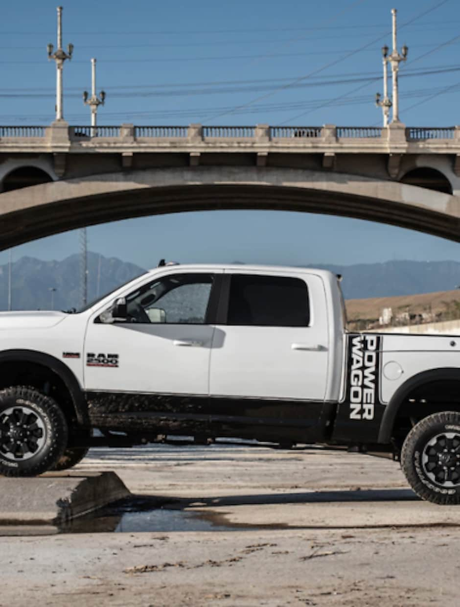 Which American Off-Road Pickup Is the Toughest?