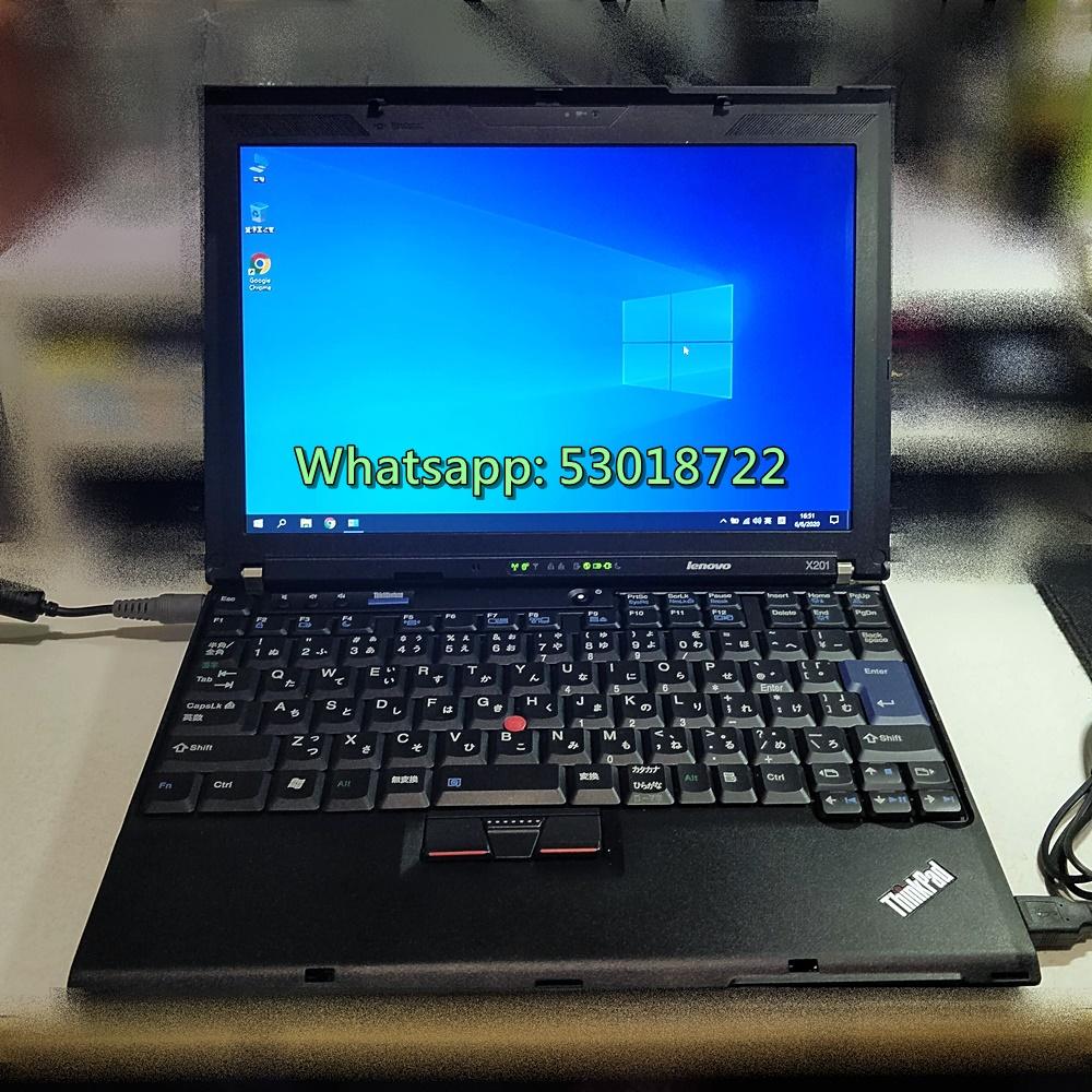 Lenovo ThinkPad X201 i5 高配 輕便 原廠 手提電腦 筆記本 文書 工作 學習 高速 SSD laptop notebook | 新界西電腦 - 砌機電腦