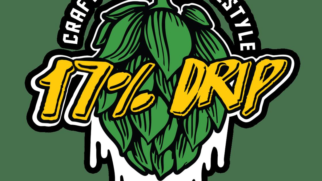 17% Drip logo