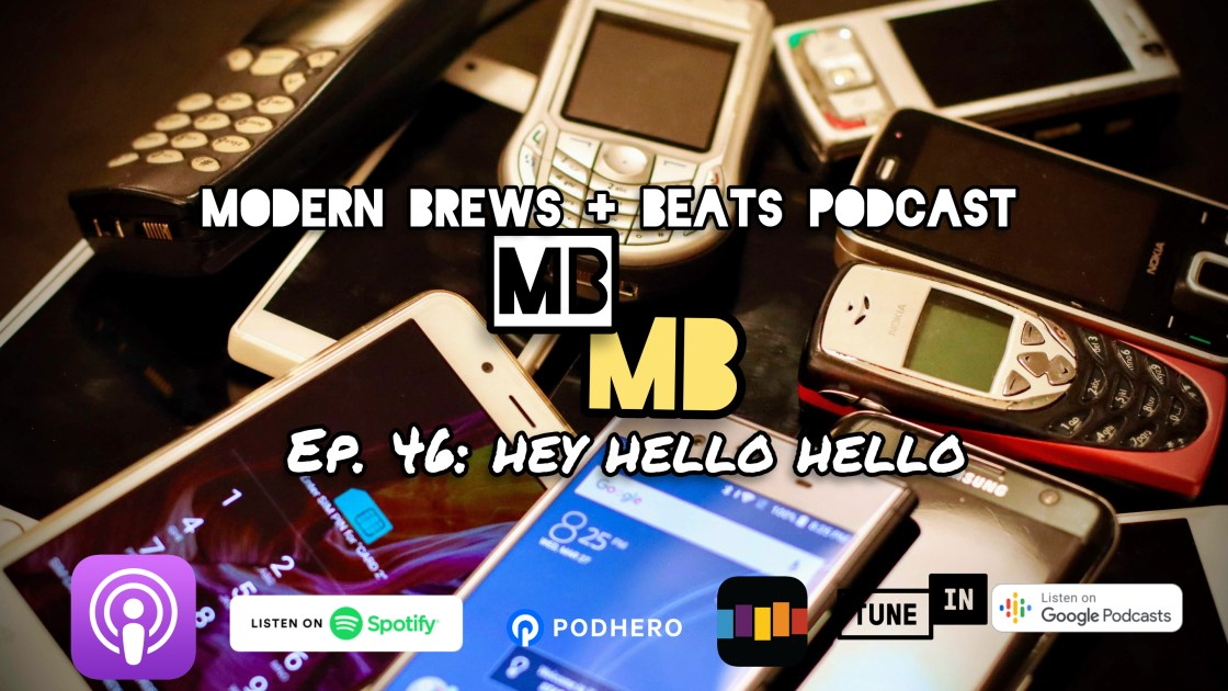Cover image for Modern Brews + Beats 46