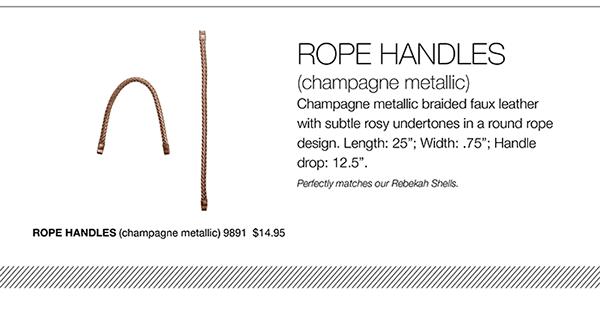 Rope Handles