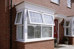 Nu-Eco Windows Double Glazed uPVC Awning Windows-55