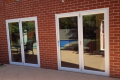 Nu-Eco Windows Double Glazed uPVC Bi-fold Doors-07