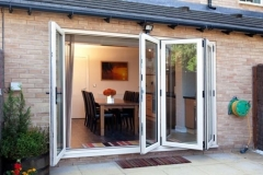Nu-Eco Windows Double Glazed uPVC Bi-fold Doors-19
