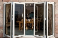 Nu-Eco Windows Double Glazed uPVC Bi-fold Doors-21
