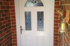 Nu-Eco Windows Double Glazed uPVC Composite Doors-01