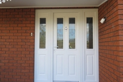 Nu-Eco Windows Double Glazed uPVC Composite Doors-09