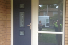 Nu-Eco Windows Double Glazed uPVC Composite Doors-16
