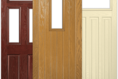 Nu-Eco Windows Double Glazed uPVC Composite Doors-20